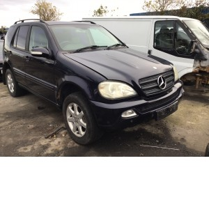 Mercedes ml 2004 full car now breaking