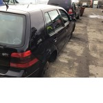Vw golf mk4 2003 now breaking
